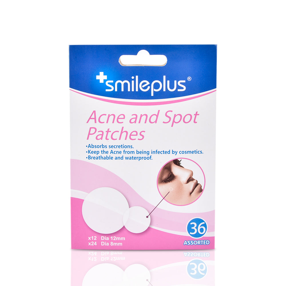 36 Pcs Acne Pimple Removal Patch Anti-inflammatory Smoothing Treatment Sticker-iBeautyneed