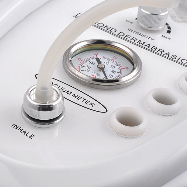 Diamond Dermabrasion Pro Microdermabrasion Skin Care Vacuum Acne Pimple Removal Machine - ibeautyneed