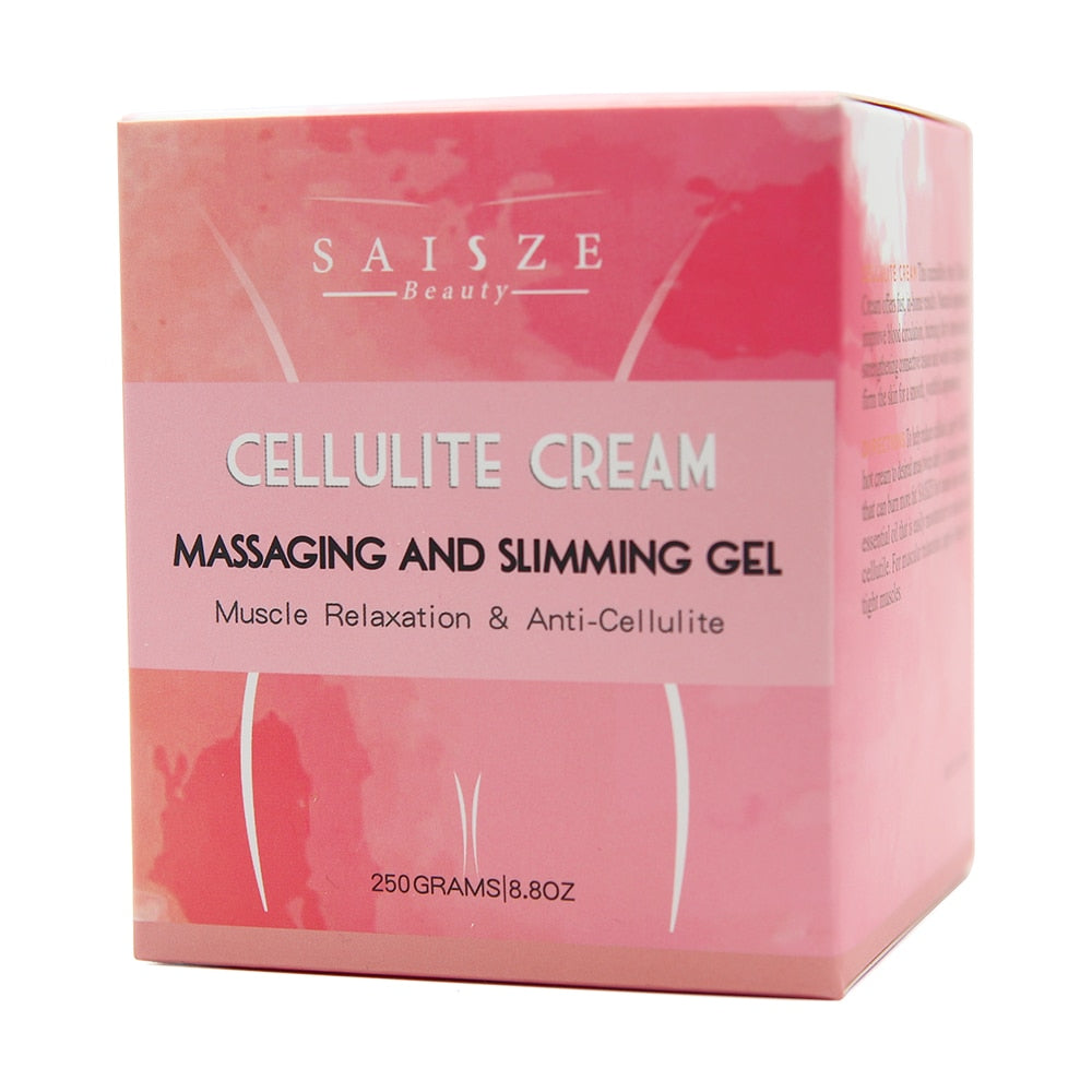 Cellulite Cream Massaging and Slimming Gel 250g - ibeautyneed