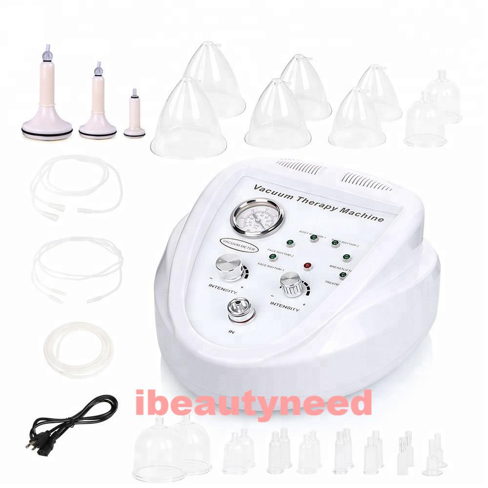 Breast Enhancement Buttocks Lifting Vacuum Body Shaping Beauty Machine - ibeautyneed
