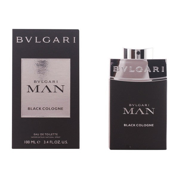 Men's Perfume Man Black Bvlgari EDT (100 ml)