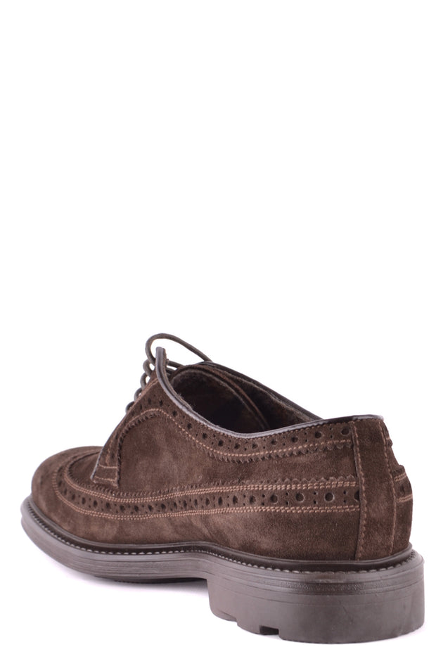 Shoes Doucal's derby brown