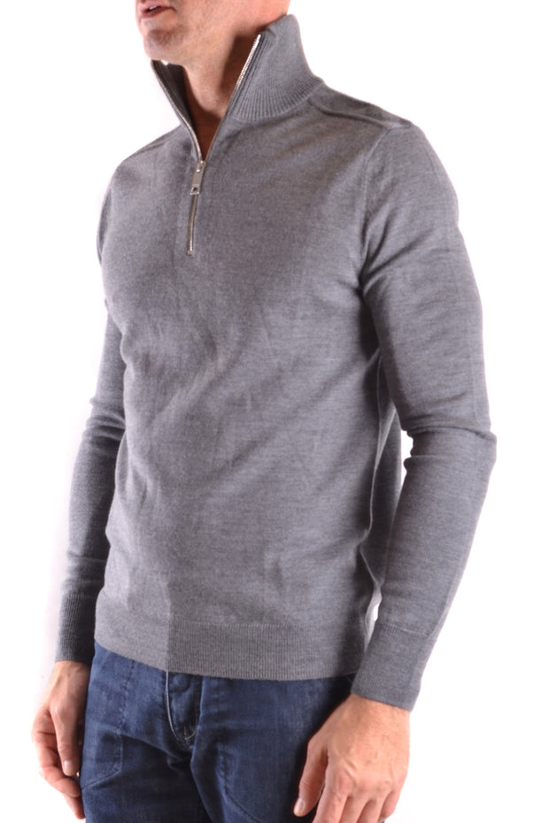 Sweater Burberry with zipper