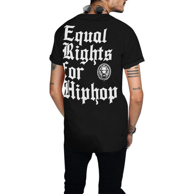 Equal Rights for Hiphop Baseball Shirt