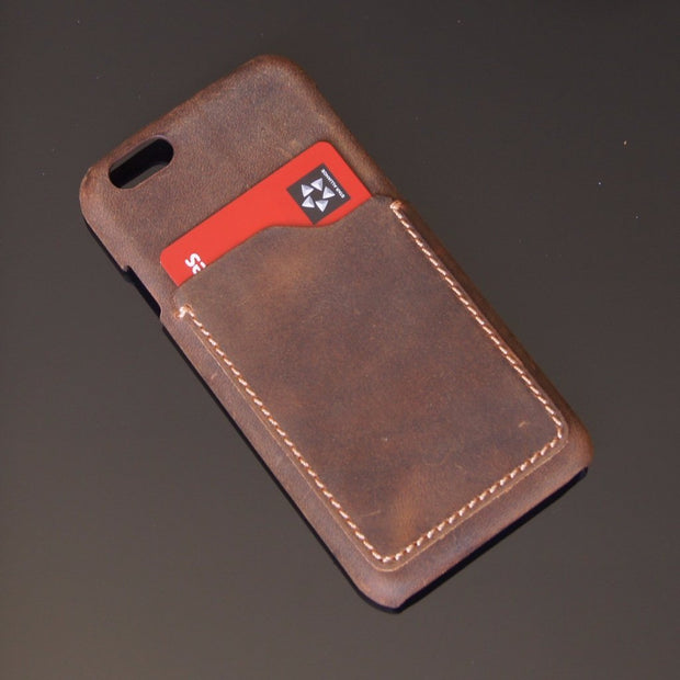 Iphone 6/7 plus  Leather Case | SLIM