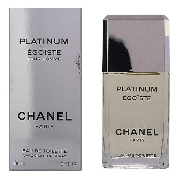 Men's Perfume Egoiste Platinum Chanel EDT
