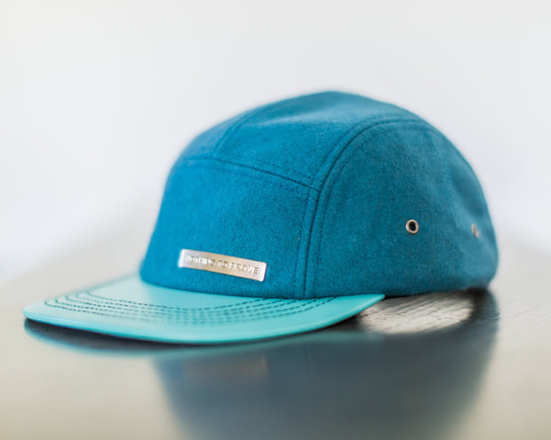 The Essential 5 panel hat