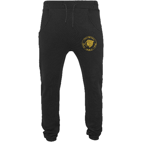 The Lion Head Heavy Deep Crotch Sweatpants