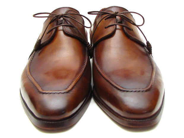Paul Parkman Derby Dress Shoes For Men