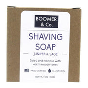 Juniper & Cedar Shaving Soap Bar