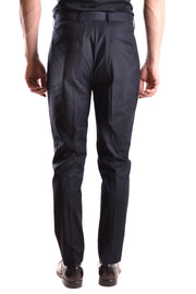 Black formal pants Daniele Alessandrini
