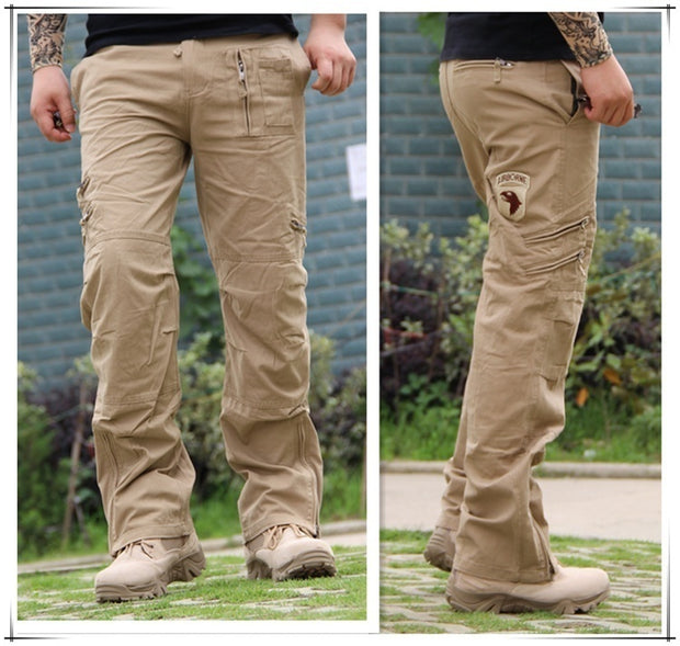 Maikun Multi Pocket Cargo Pants