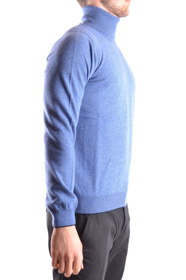 Turtleneck Altea light blue sweatshirt