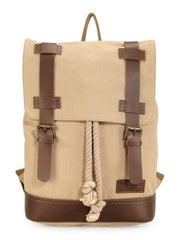 Phive Rivers Men's Khaki Backpack-PR1146