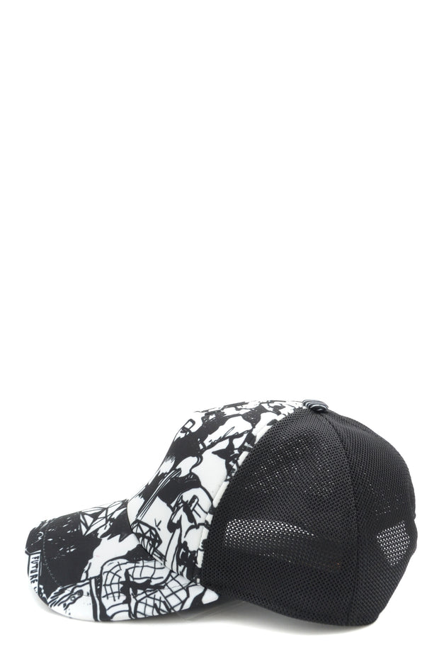 Hat Golden Goose black and white