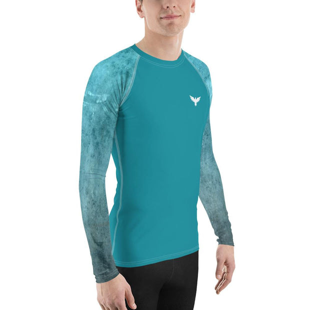 Men's Oceanic Sleeve Performance Rash Guard UPF 40+
