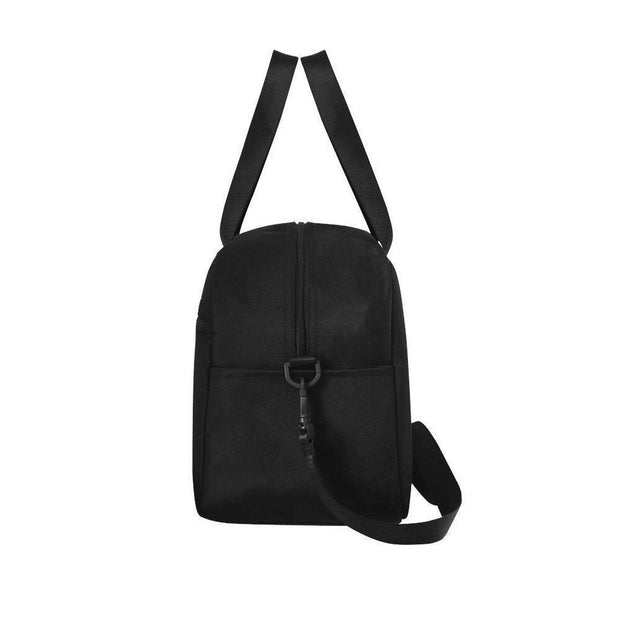 Lion London Black Weekend Travel Bag