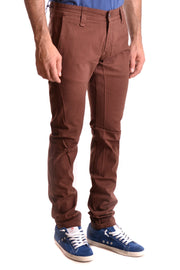 Brown pants Daniele Alessandrini