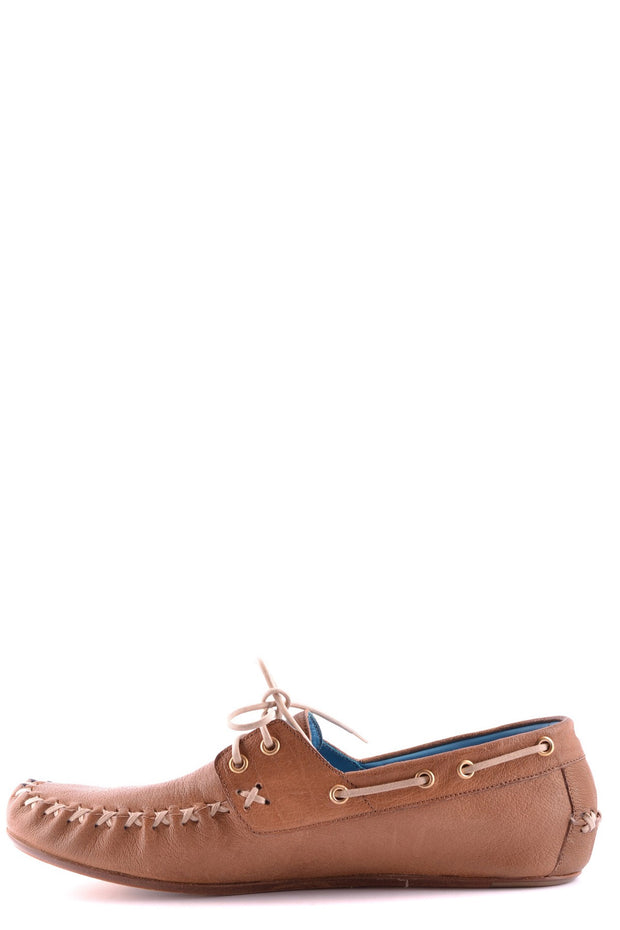 Moccassins Marc Jacobs PR1342 leather brown