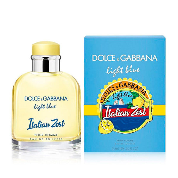 Men's Perfume Light Blue Italian Zest Dolce & Gabbana EDT