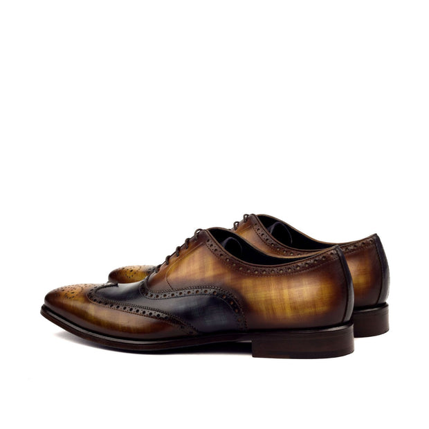 WT Full Brogue Patina