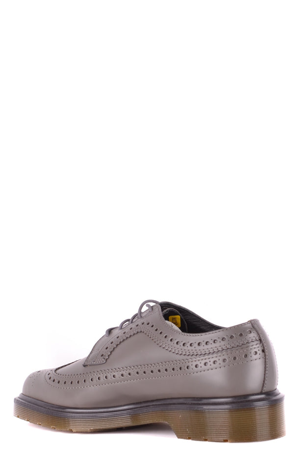 Dr. Martens derby leather shoes