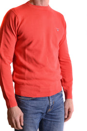 Sweater GANT red