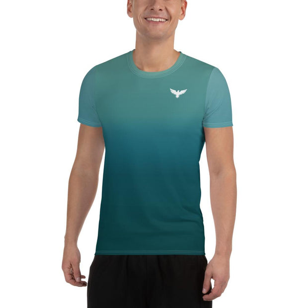 Men's MaxDri Anti-Microbial Performance FYC Athletic Shirt