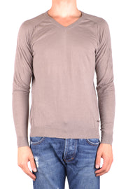 Costume national tight fit sweatshirt