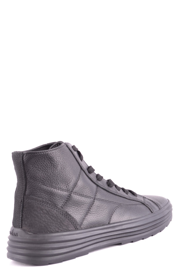 All leather Hogan sneaker