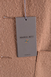 Coat Manuel Ritz brown