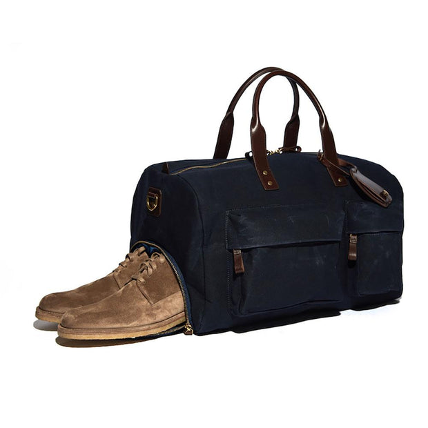 Andrews Wax Shoe Duffel