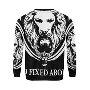 Mens All Over Lion Sweatshirt