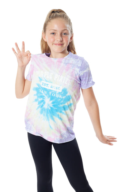 Limited Edition Tie Dye T-shirt