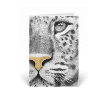 Load image into Gallery viewer, Leopard Greeting Card