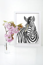 Load image into Gallery viewer, Zebra Print