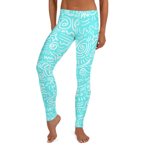 ROBIN Womens Leggings