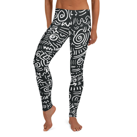 Razor Womens Leggings