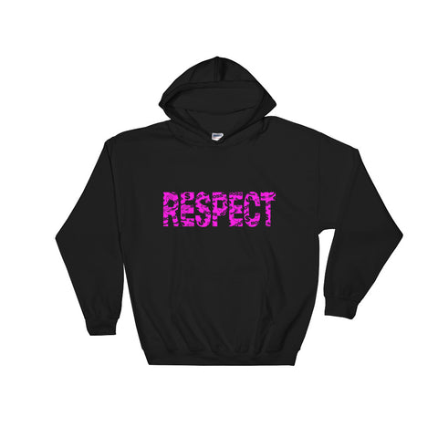 RESPECT Womens Hoodie