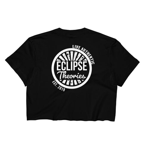 ECLIPSE Womens Crop Tee