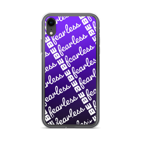 BE FEARLESS iPhone Case all models 7 - XR