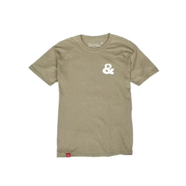 AMPERSAND LOGO T-Shirt