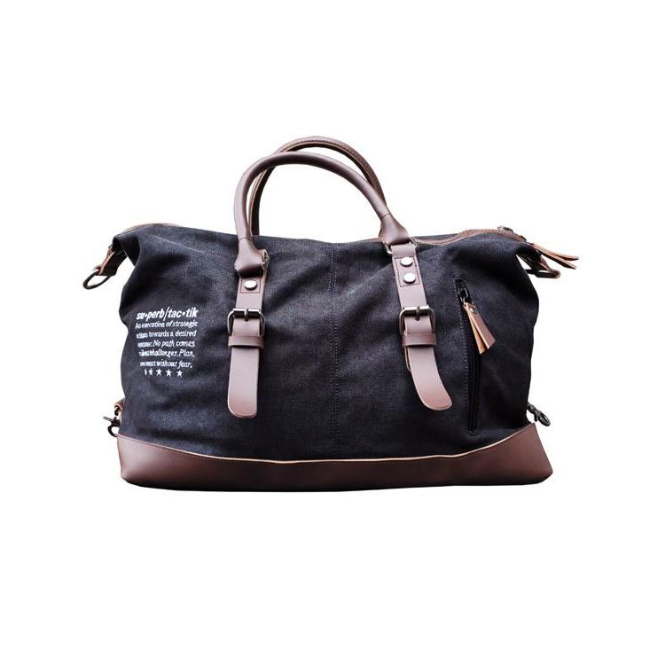 SUPERB TACTIK Duffle Bag(Black)