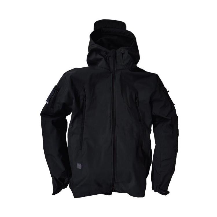 SUPERB TACTIK Softshell Jacket(Black)