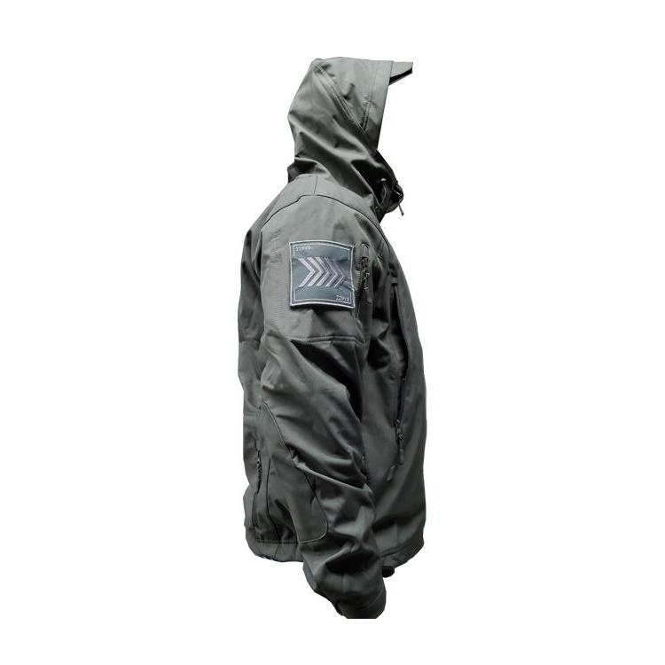 SUPERB TACTIK Softshell Jacket(Military Green)