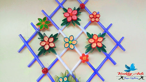Top 10 quilling designs in my channel : 1.Quilling basic shapes