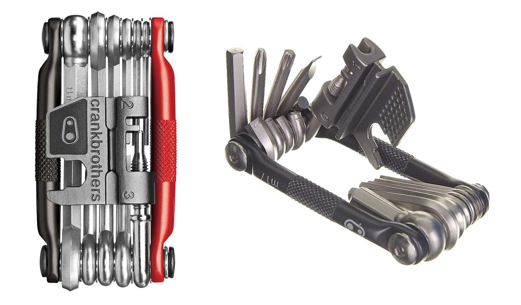 When a problem arises mid-ride, having a capable multitool can save you
