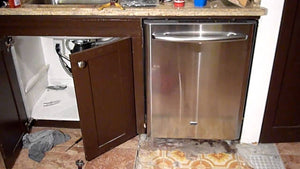 Luxurious Install A Dishwasher
