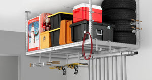 Up to 50% Off Garage Storage Items + Free Shipping