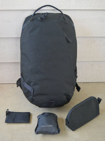 REVIEW – Bags and packs have become staples in our EDC (Everyday Carry) gear, and although I have a handful of favorites, I'm always on the lookout to try out a new one.  Able Carry has some great-looking backpacks and accessories in their product...
